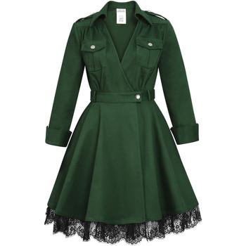 Vêtements Femme Blousons Chic Star 86575 Vert