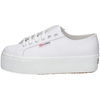 Chaussures Femme Baskets basses Superga S3115BW-AAM Blanc