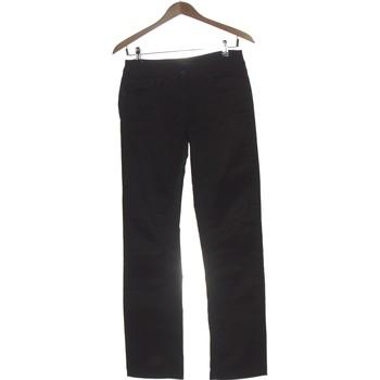 Vêtements Femme Chinos / Carrots School Rag Pantalon Droit Femme  36 - T1 - S Noir