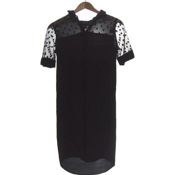 Vêtements Femme Robes courtes School Rag Robe Courte  36 - T1 - S Noir
