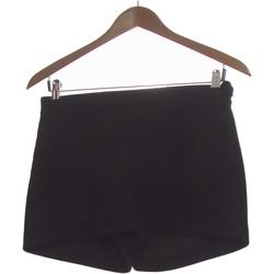 Vêtements Femme Shorts / Bermudas Zara Short  36 - T1 - S Noir