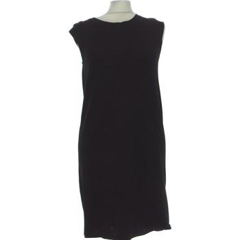 Vêtements Femme Robes courtes Lacoste Robe Courte  38 - T2 - M Noir
