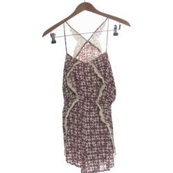 Vêtements Femme Combinaisons / Salopettes H&M Combi-short  36 - T1 - S Rose
