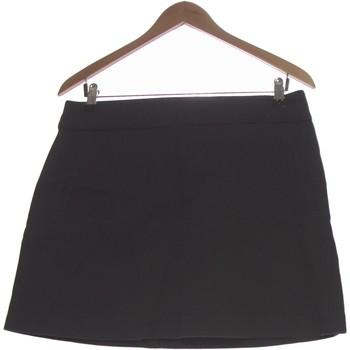Vêtements Femme Jupes Camaieu Jupe Courte  40 - T3 - L Gris