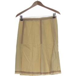 Vêtements Femme Jupes Moschino Jupe Mi Longue  36 - T1 - S Beige