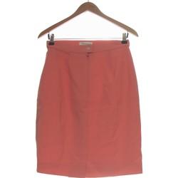 Vêtements Femme Jupes Max Mara Jupe Mi Longue  40 - T3 - L Rose