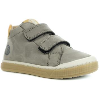 Chaussures Garçon Baskets montantes Babybotte Arman Gris