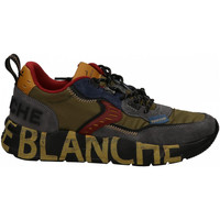 Chaussures Homme Baskets mode Voile Blanche CLUB01 antracite-militare