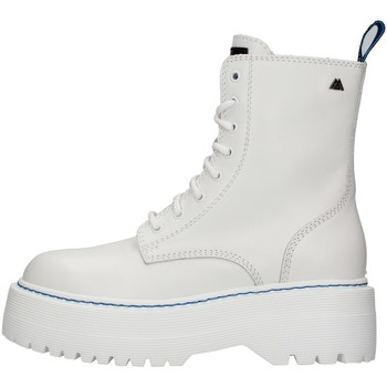Chaussures Femme Bottines Just Another Copy BLA102 Blanc