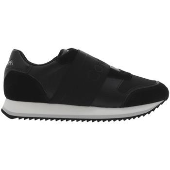 Chaussures Homme Baskets basses Calvin Klein Jeans Baskets basses semelle running Noir