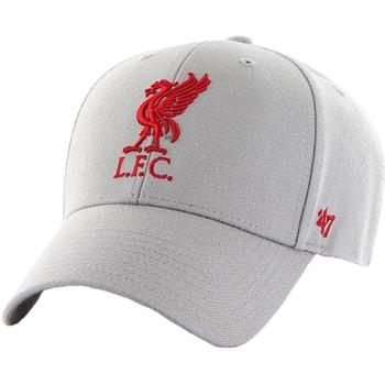 Accessoires textile Homme Casquettes 47 Brand EPL FC Liverpool Cap Grise