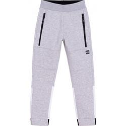 Vêtements Enfant Pantalons de survêtement BOSS Bas de survêtement Hugo  junior Gris  J24721 Gris
