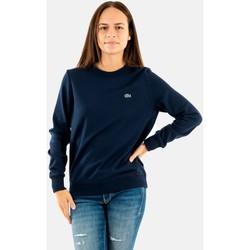 Vêtements Femme Sweats Lacoste sf7089 166 marine bleu