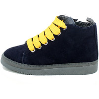 Chaussures Garçon Boots Wave 9001.06_28 Bleu
