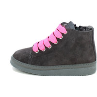 Chaussures Fille Boots Wave 9001.28_28 Gris