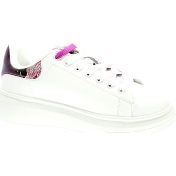 Chaussures Femme Baskets mode Shop Art SA80206 Bianco