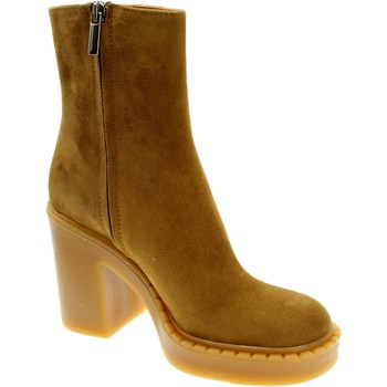 Chaussures Femme Low boots Bianca Di F1027 Marrone