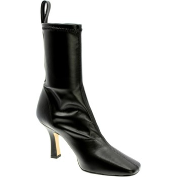 Chaussures Femme Low boots Bianca Di F597 Nero
