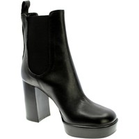 Chaussures Femme Low boots Bianca Di F1847 Nero