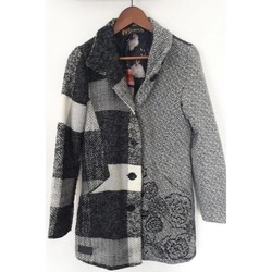 Vêtements Femme Manteaux Desigual Manteau DESIGUAL Multicolore