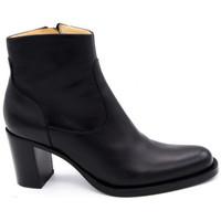 Chaussures Femme Boots Freelance legend 7 zip boot Noir