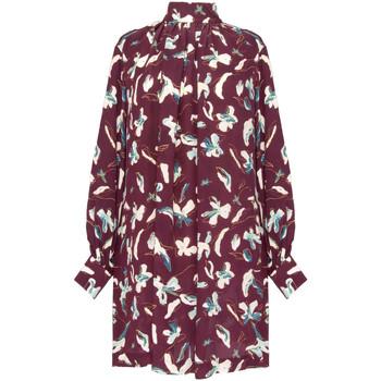 Vêtements Femme Robes courtes Attic And Barn MATDR004-EDWARD MULTICOLORE