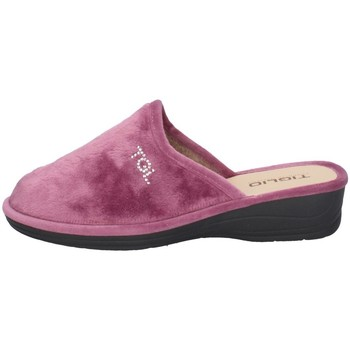 Chaussures Femme Chaussons Tiglio 1600 Rose