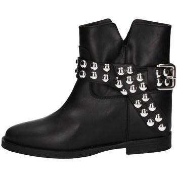 Chaussures Femme Low boots Via Roma 15 3546 Noir