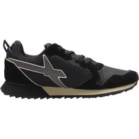 Chaussures Homme Baskets basses W6yz - Sneaker nero JET-M-1A01 NERO