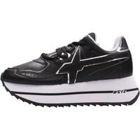 Chaussures Baskets basses W6yz - Sneaker nero DEB-W-0A01 NERO