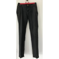 Vêtements Femme Jeans droit Acquaverde Jean gris Acquaverde Gris