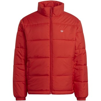 Vêtements Homme Doudounes adidas Originals GIUBBOTTO ADIDAS PADDED STAND-UP COLLAR ROSSO Rouge