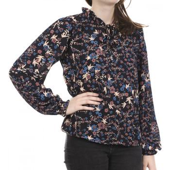 Vêtements Femme T-shirts manches longues Jacqueline De Yong 15238980 Noir