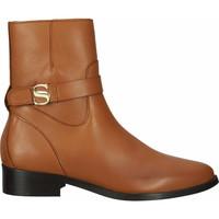 Chaussures Femme Boots Scapa Bottines Braun