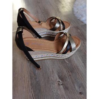 Chaussures Femme Sandales et Nu-pieds Chaussea Compensé Multicolore