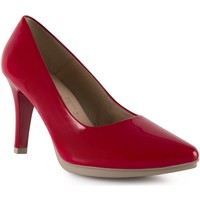 Chaussures Femme Escarpins Chamby  Rouge
