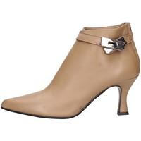 Chaussures Femme Low boots Balie Baliè 493 tronchetto Femme Marron