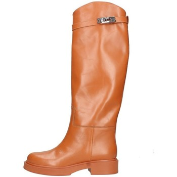 Chaussures Femme Bottes ville Balie Baliè 2703 botte Femme Marron