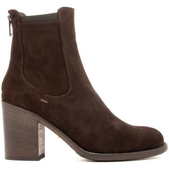 Chaussures Femme Bottes Pantanetti 14685B MARRONE