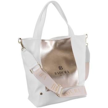 Sacs Femme Sacs porté main Badura 104110 Blanc