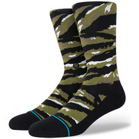 Accessoires Chaussettes Stance Chaussettes  Aced Crew camouflage