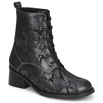 Bottines / Boots Tiggers ROMA Noir 350x350