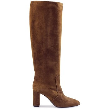 Chaussures Femme Bottes Via Roma 15 Bottes Brown