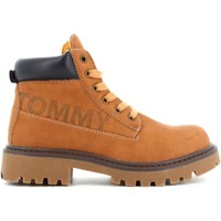 Chaussures Garçon Boots Tommy Hilfiger T3B5-32088-0777206 Ocre