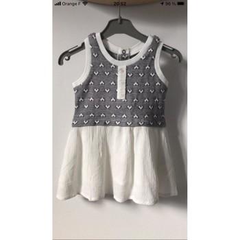 Vêtements Fille Robes courtes Ikks Robe bébé ikks Multicolore