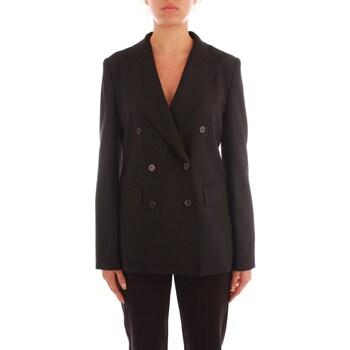 Vêtements Femme Vestes / Blazers Marella MAILLE NOIR