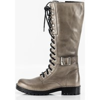 Chaussures Femme Bottes Chacal 5673 Beige