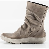 Chaussures Femme Bottes Chacal 5742-B Beige