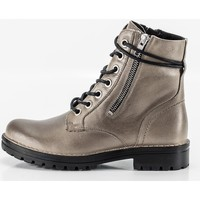 Chaussures Femme Bottes Chacal 5667 Beige