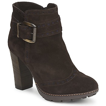 Bottines / Boots Tosca Blu CLAUDIE BOTTINE Marron 350x350